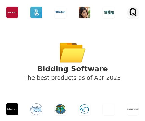 Bidding Software