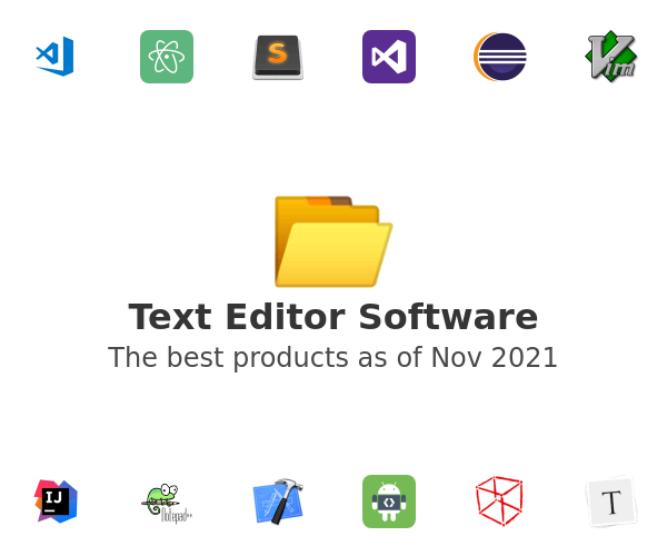 Text Editor Software
