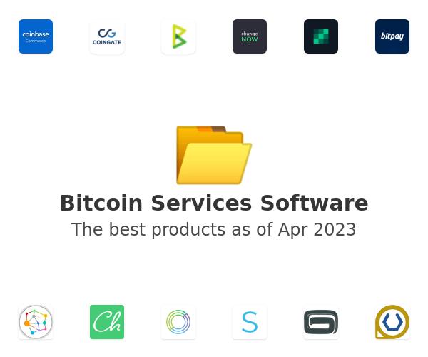 Bitcoin Services Software