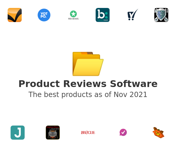 Product Reviews Software