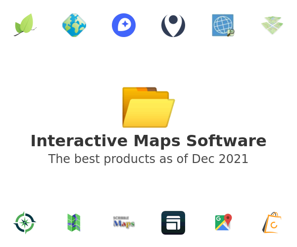 Interactive Maps Software