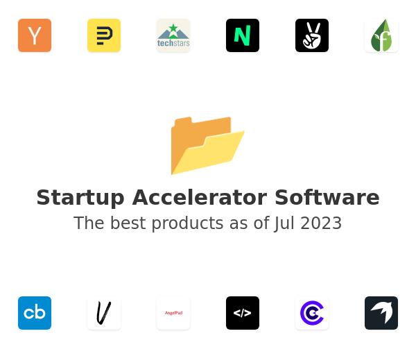 Startup Accelerator Software