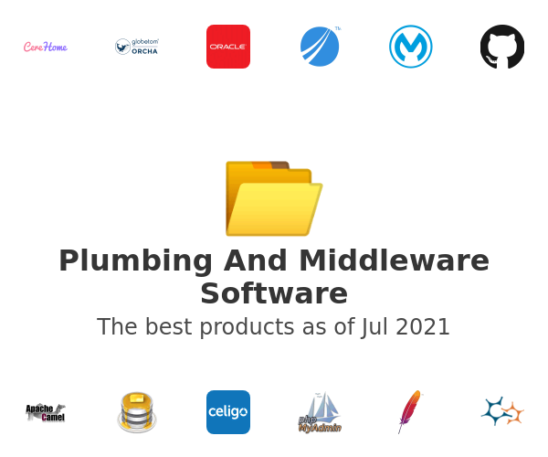 Plumbing And Middleware Software