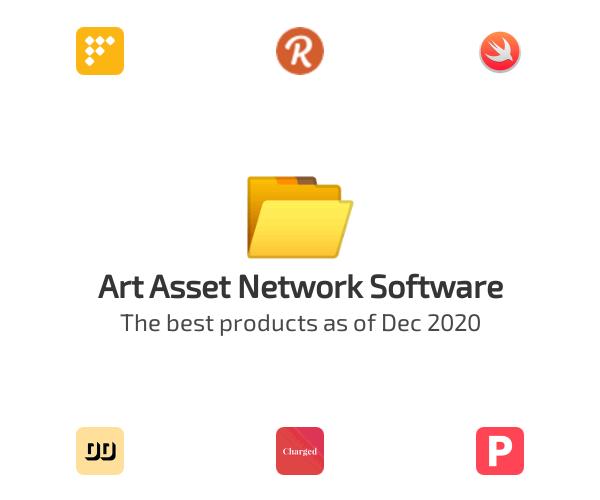 Art Asset Network Software