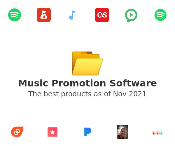 Music Promotion Software