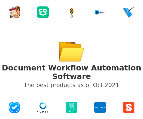 Document Workflow Automation Software
