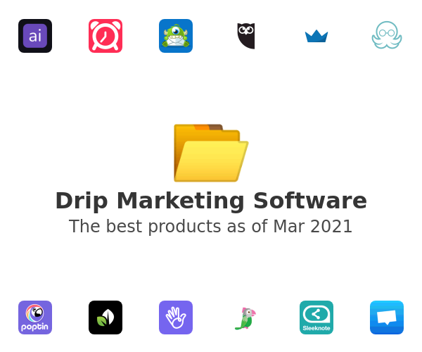 Drip Marketing Software