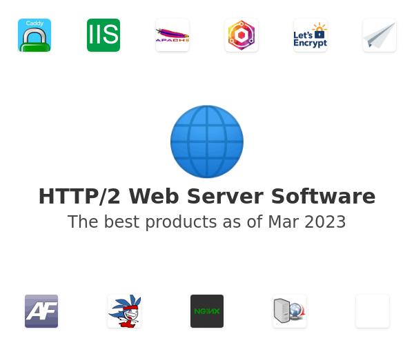 HTTP/2 Web Server Software