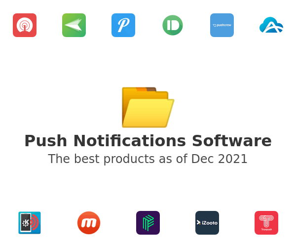 Push Notifications Software
