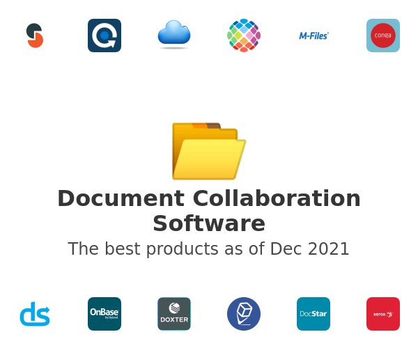 Document Collaboration Software
