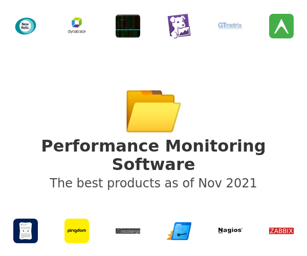 Performance Monitoring Software
