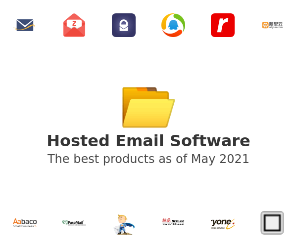 Hosted Email Software