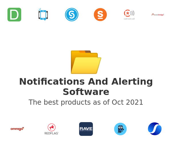 Notifications And Alerting Software