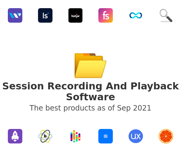 Session Recording And Playback Software