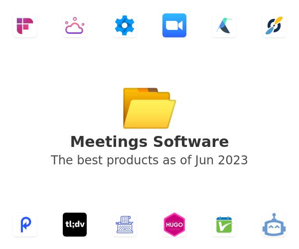 Meetings Software