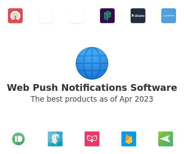 Web Push Notifications Software