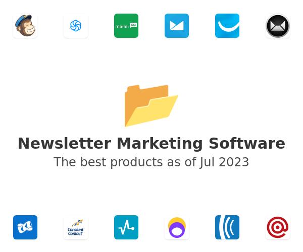 Newsletter Marketing Software