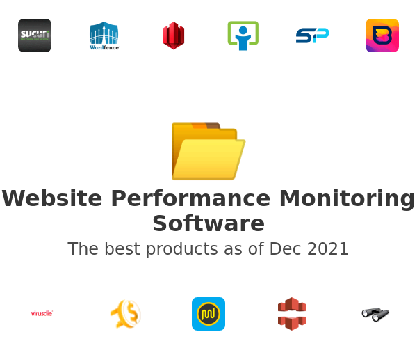Website Performance Monitoring Software