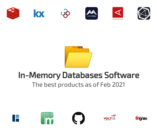 In-Memory Databases Software