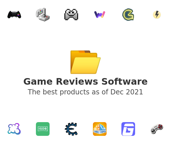 Game Reviews Software