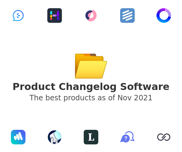 Product Changelog Software