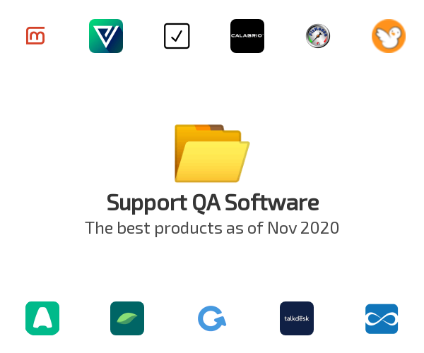 Support QA Software