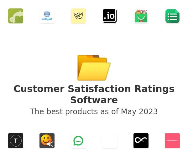 Customer Satisfaction Ratings Software