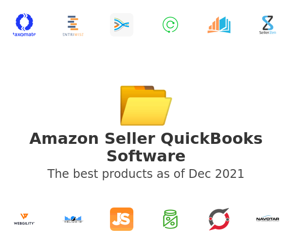 Amazon Seller QuickBooks Software