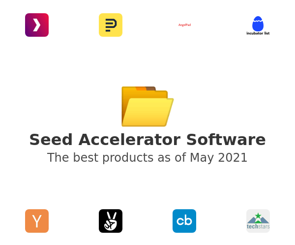Seed Accelerator Software