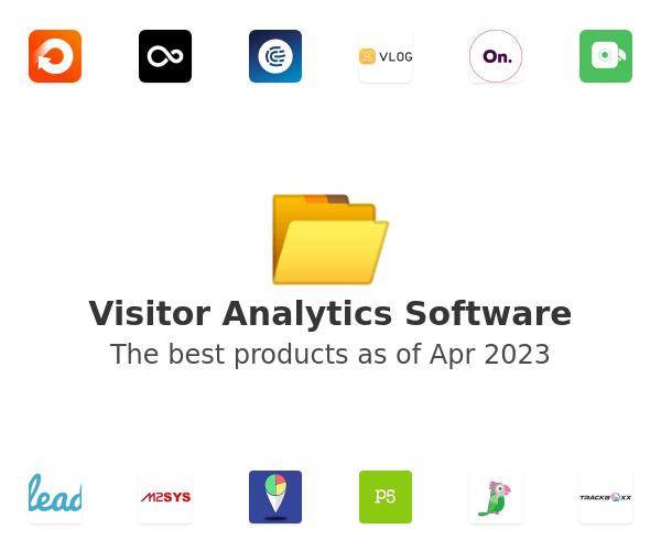 Visitor Analytics Software