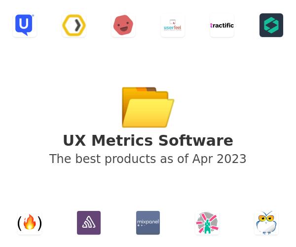 UX Metrics Software