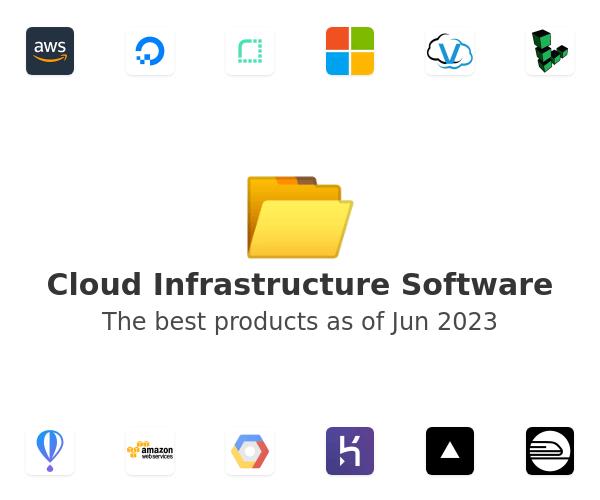 Cloud Infrastructure Software