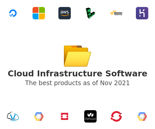 Cloud Infrastructure Software