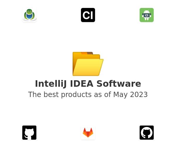 IntelliJ IDEA Software