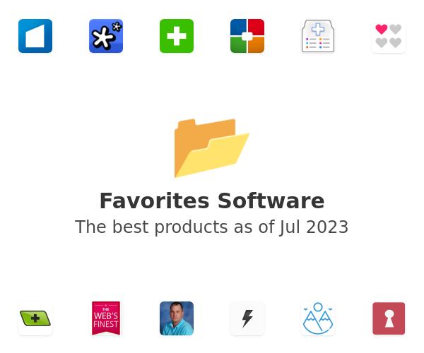 Favorites Software