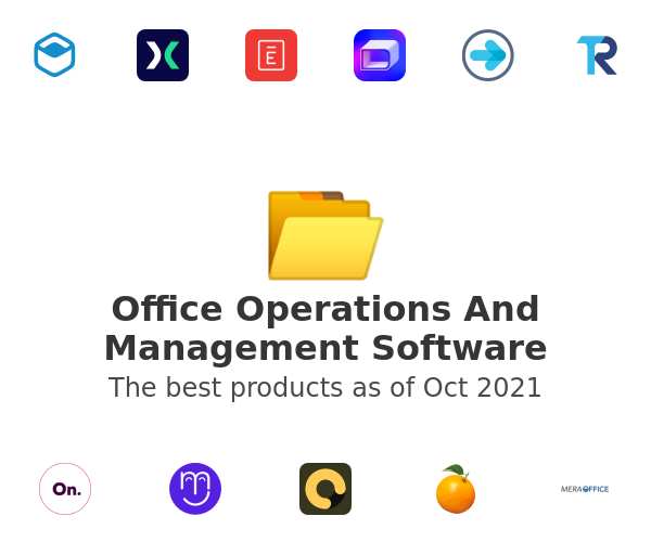 Office Operations And Management Software
