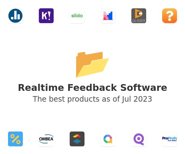 Realtime Feedback Software