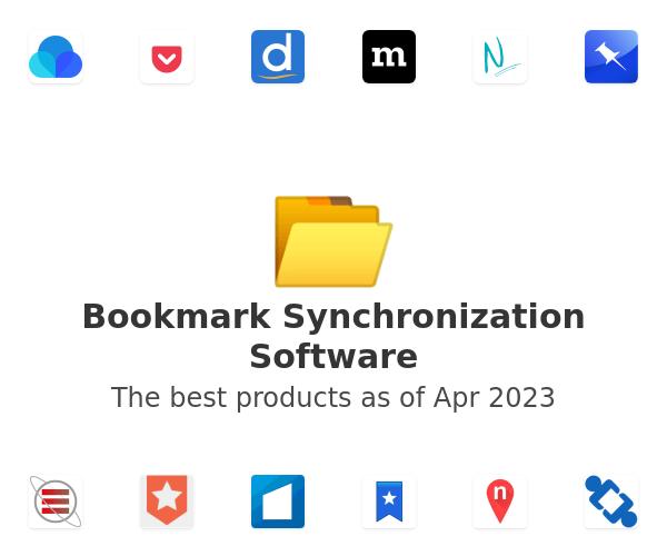 Bookmark Synchronization Software