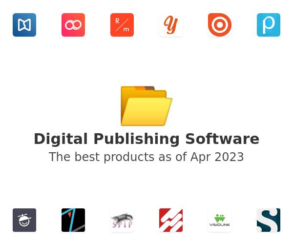 Digital Publishing Software