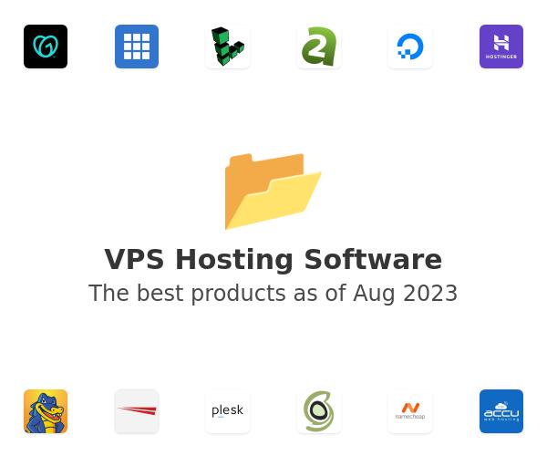 VPS Hosting Software