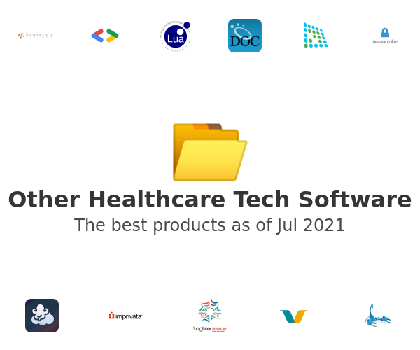 Other Healthcare Tech Software