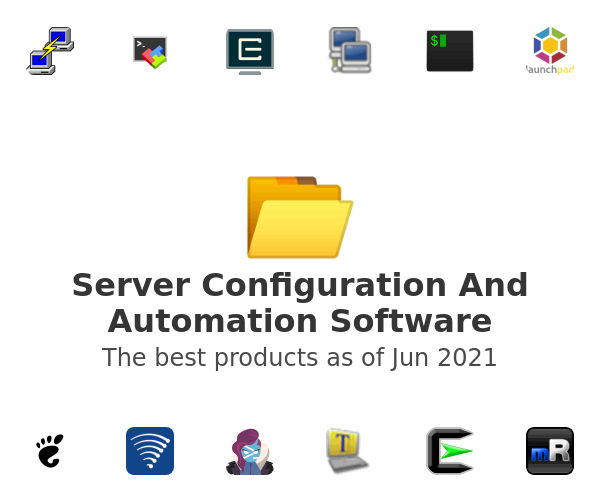 Server Configuration And Automation Software