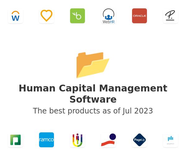 Human Capital Management Software