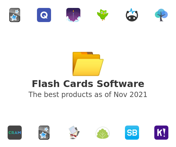 Flash Cards Software