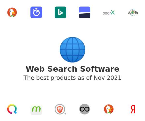Web Search Software
