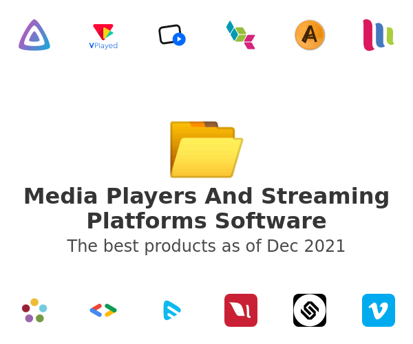 Media Players And Streaming Platforms Software