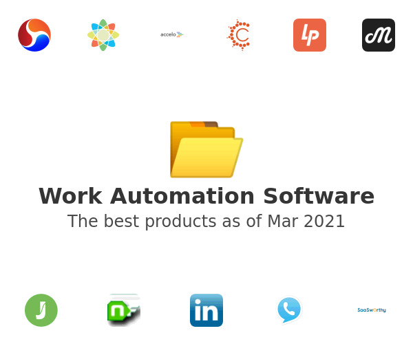 Work Automation Software