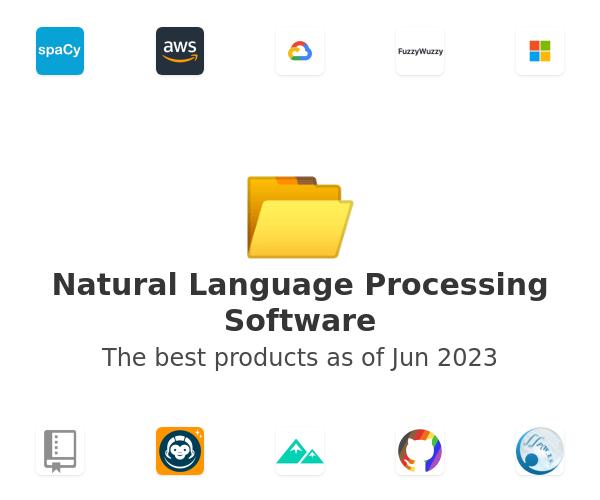 Natural Language Processing Software