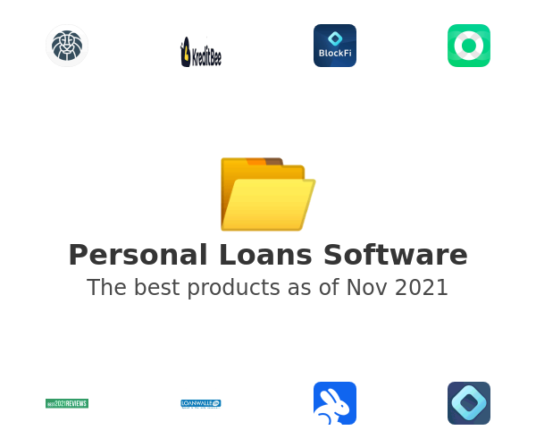 Personal Loans Software