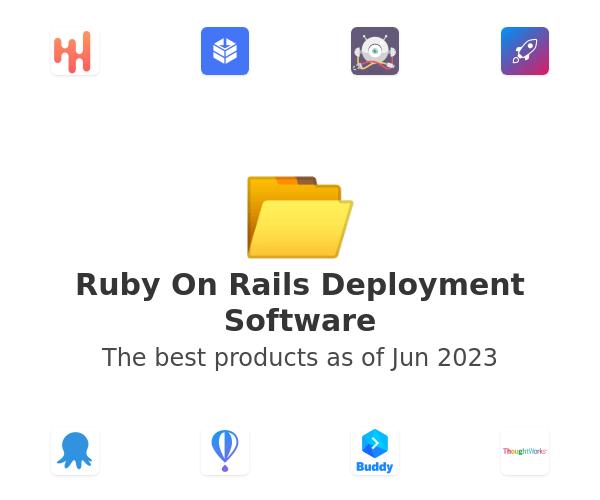 Ruby On Rails Deployment Software